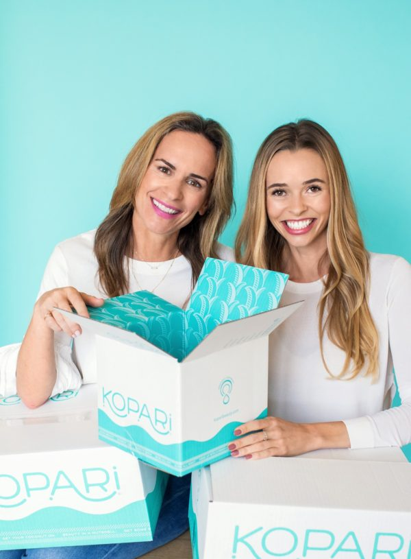 4. Kopari Beauty Founders, Kiana Cabell and Gigi Goldman – Following your dreams, Wellness tips, Business & Motherhood