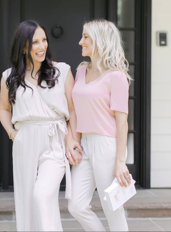 15. Love Powered Co., founders Anna Lazano and Lindy Sood – Affirmational thinking, building a business as two moms, and cleansing your mind